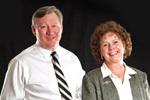 Rick Medhurst and Karen Bennett